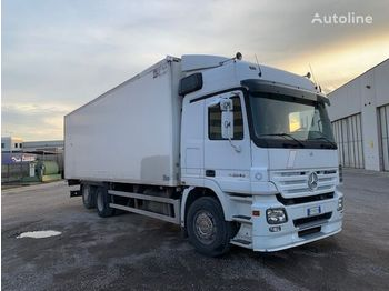 MERCEDES-BENZ ACTROS 2544 CASSONE ISOTERMICO LAMBERET - camion isothermique