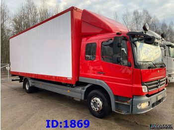 MERCEDES-BENZ Atego 1524 7seats 7.5m box - camion isothermique