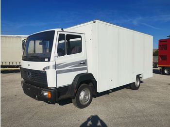 MERCEDES-BENZ 814 - Apertura Laterale Idraulica - camion magasin