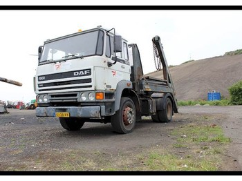 DAF 1900 TURBO - camion multibenne