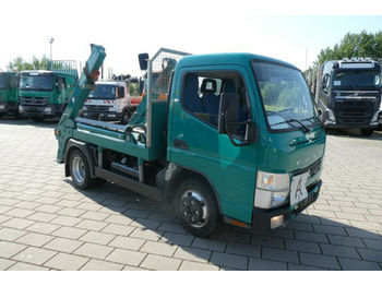 FUSO Canter 6 S 15- jotha-Tele  - camion multibenne