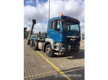 MAN 26.400 – 6x2-2 BLS VDL 18 to. - camion multibenne