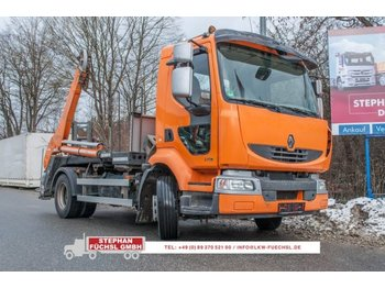 Camion multibenne Renault Midlum 270.16 Dxi Absetzkipper Gergen 16t