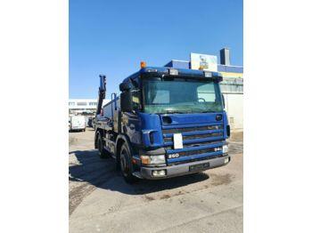 Camion multibenne Scania G 94 260  MEILLER TELESKOP Absetzkipper