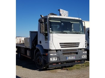 Camion plateau IVECO STRALIS 190S27