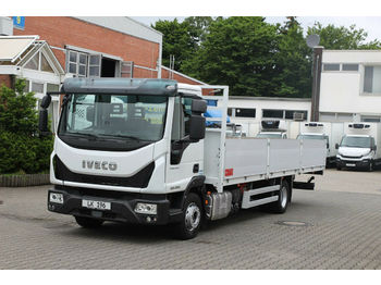 Camion plateau Iveco Eurocargo ML120-220 E6/Pritsche 7,3m/AHK/Klima