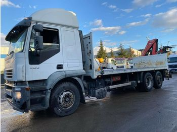 Iveco STRALIS 400  - camion plateau