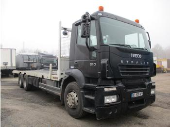 Iveco Stralis 310 - camion plateau
