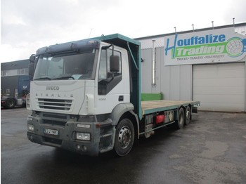 Iveco Stralis 430 - camion plateau