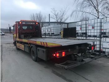 Camion plateau MAN TGL10.180