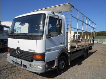 Camion plateau Mercedes Atego 815