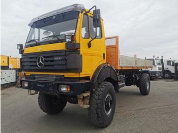 Camion plateau Mercedes SK 2031