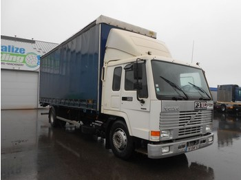 Camion plateau Volvo FL10