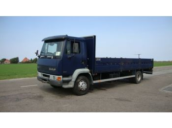 Camion plateau ridelle DAF AE55CE