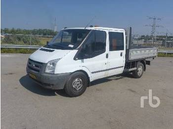 FORD TRANSIT - camion plateau ridelle