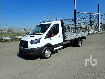 FORD TRANSIT 130T350 4x2 - camion plateau ridelle