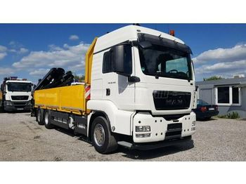 Camion plateau ridelle MAN TGS 26.440