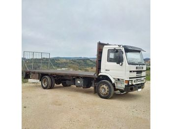 SCANIA 93M 210 left hand drive spring / spring - camion plateau ridelle