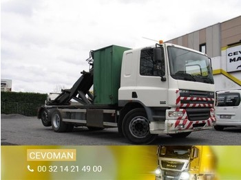 DAF CF75.310 Containersysteem - camion porte-conteneur/ caisse mobile