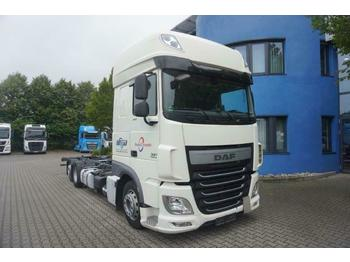 DAF DAF XF 460 FAR SSC Jumbo  - camion porte-conteneur/ caisse mobile