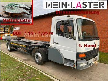 Camion porte-conteneur/ caisse mobile Mercedes-Benz Wiesel-Mafi-Wechsel-Kamag-Rangier-Umsetzer-SZM