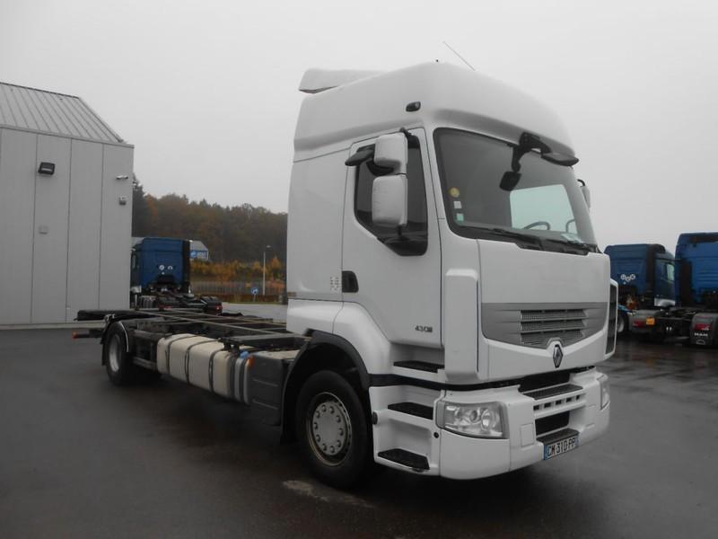 camion porte-conteneur/ caisse mobile Renault Premium 430dxi - BDF