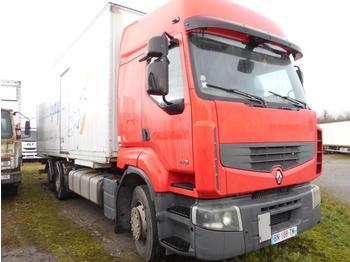 Camion porte-conteneur/ caisse mobile Renault Premium 450 DXI