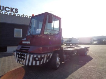 Camion porte-conteneur/ caisse mobile Terberg YT 180 + BDF SYSTEM + FIFTH WHEEL + FOR RENT