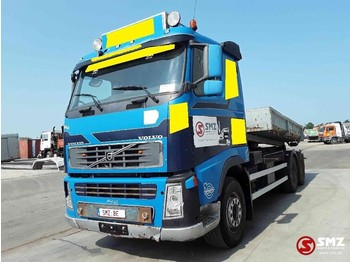 Camion porte-conteneur/ caisse mobile Volvo FH 16 610 6x4 Full options
