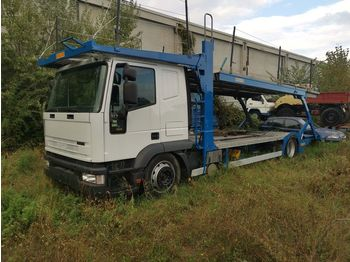 Camion porte-voitures IVECO Euro 5