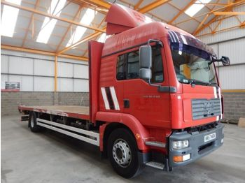 Camion porte-voitures MAN TGM 18.240, 4 X 2 FLATBED - 2008 - NX57 NGN