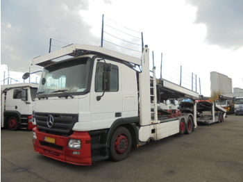 Camion porte-voitures Mercedes-Benz ACTROS 2536 LL MIDLIFT