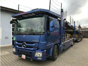 Camion porte-voitures Mercedes-Benz Actros 1844 Variotrans Motor Getriebe Turbo NEU