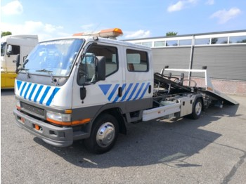Mitsubishi Canter 7500kg 9 persoons Jige Rollmatic 35 - camion porte-voitures