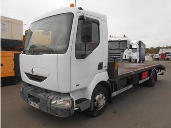Camion porte-voitures Renault Midlum 180