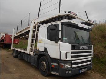 Camion porte-voitures Scania L