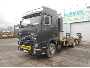 Camion porte-voitures Volvo FH12 420 - 6x2 - châssis 30cm