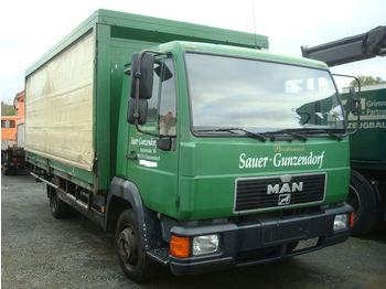 Camion pour le transport de boissons MAN L 2000 Getränke LKw