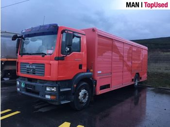 Camion pour le transport de boissons MAN TGM 18.240 4X2 BL: photos 1