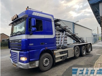 DAF XF 105.460 FAK XF105/460 8x2 NCH 30 tons systeem - camion - système de câble
