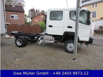 Châssis cabine FUSO Canter 6 C 18 D - 4x4 Fahrgestell