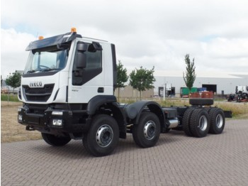 Iveco Trakker AD410T42H 8x4 Chassis cabin RHD ( 5 units ) - châssis cabine