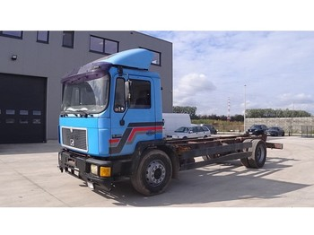 MAN 18.262 (6 CYLINDER ENGINE WITH ZF-GEARBOX / MANUAL PUMP) - châssis cabine