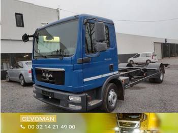 MAN TGL 12.250 Chassis Euro5 - châssis cabine