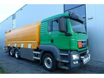 MAN TGS26.480 6X2 COMPLETE TANK TRUCK RETARDER EURO  - châssis cabine