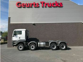 MAN TGS 41 480 8X6 TIPPER CHASSIS  - châssis cabine