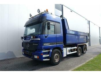 Mercedes-Benz ACTROS 2553 6X2 EPS FULL STEEL HUB REDUCTION  - châssis cabine
