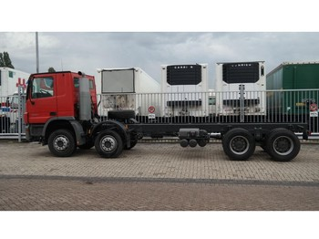 Châssis cabine Mercedes-Benz ACTROS 4144 8X4 CHASSIS TRUCK NEW VEHICLE