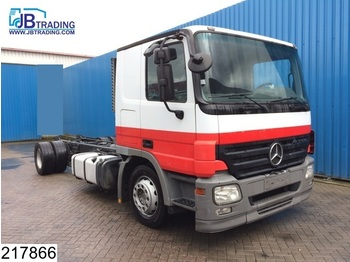 Mercedes-Benz Actros 1841 EPS 16, 3 pedals, Retarder, Airco,euro 4 - châssis cabine