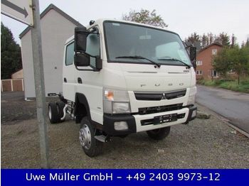 Châssis cabine Mitsubishi Canter 6 C 18 - 4x4 Fahrgestell